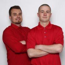 Corey Sadler et John Wray | Pro Pieux